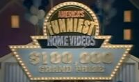 America's Funniest Home Videos $100,000 Grand Prize 2
