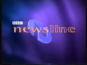 BBC Newsline 1997