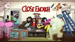 Close Enough Coming to TBS SNEAK PEEK