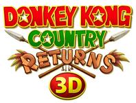 Donkey Kong Country Returns 3D EU logo
