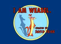 I Am Weasel intertitle