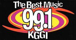 KGGI 99.1 FM