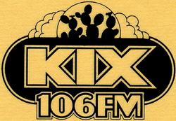 KIXK Denton 1981
