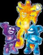 Koreajapan2002mascots