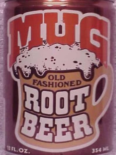 1980 1991 Mug Root Beer