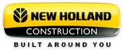NewHolland Construction Logo