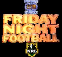 Nine FNF Logo (1999)