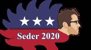 Sam Seder 2020 campaign logo