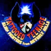 Tattooed Teenage Alien Fighters logo