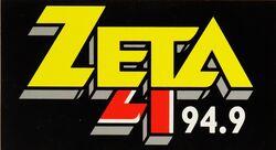 WINZ 94.9 Zeta 4