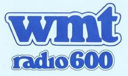 WMT Radio 600