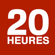 20 heures France 2 logo 2017