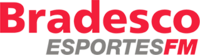 Bradesco Esportes FM logo