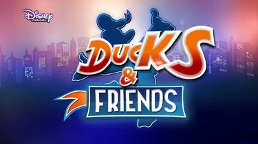 Ducks & Friends 1