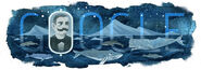 Google Emil Racoviță's 145th Birthday