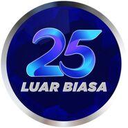 Indosiar 25 Tahun Luar Biasa Circle