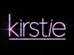 Kirstie title card