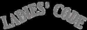 Ladies' Code Kiss Kiss logo