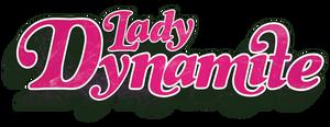 Lady Dynamite logo