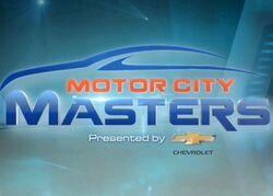 Motor City Masters logo slide 12385