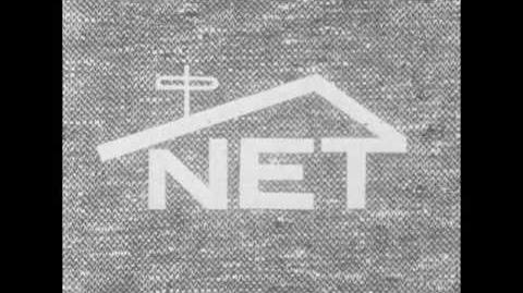 National Educational Television (NET) Closing Logo, 1964-0