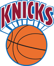 New York Knicks logo 1979 1983