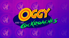 Oggy and the Cockroaches Season 7 Logo