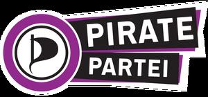 Piratepartei-Logo