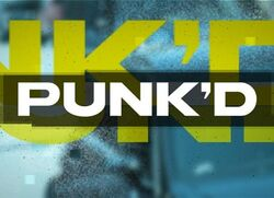 Punk'd revived logo