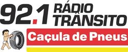 Rádio Trânsito Caçula de Pneus logo