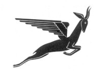 SAA's Flying Springbok Emblem 1948
