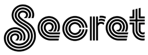 Secret logo K-pop