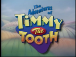 Timmy the Tooth title screen