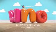 XHDF-TDT Azteca Uno (2019) Niño
