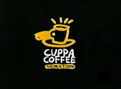 Cuppa Coffee Animation - 1997