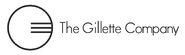 Gillette logo 1964