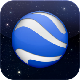 Google-Earth app icon 2010