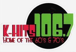 K-Hits 106.7 KLTH