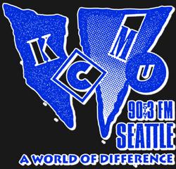 KCMU Seattle 1985