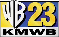 KMWB (WB 23) logo