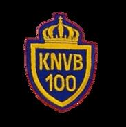 KNVB 1989 Centenary logo