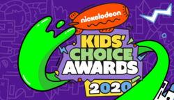 Kids Choice Awards 2020 Logo