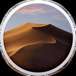 MacOS Mojave Light Logo