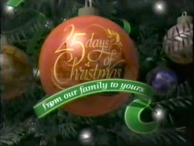 the family channels 25 days of christmas - 25 Days Of Christmas Abc Family
