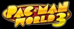 Pac man world 3 logo