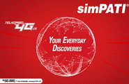Perdana simPATI Your Everyday Discoveries