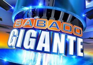 Sabado Gigante logo (2008-Present)
