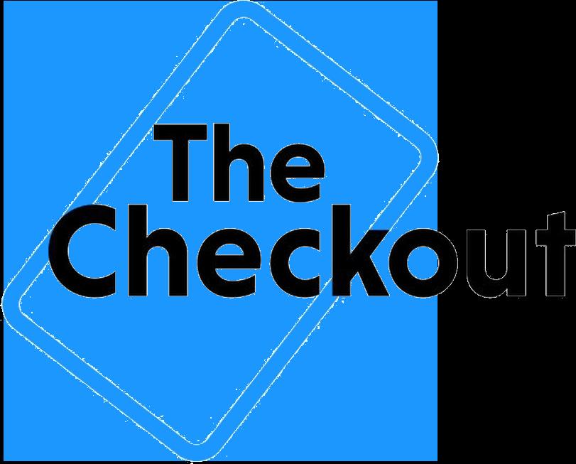 the checkout logopedia fandom powered by wikia rh logos wikia com