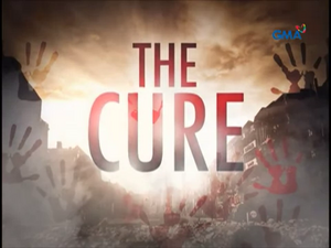 The Cure unused logo (2013)