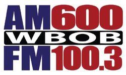 WBOB AM 600 100.3 FM
